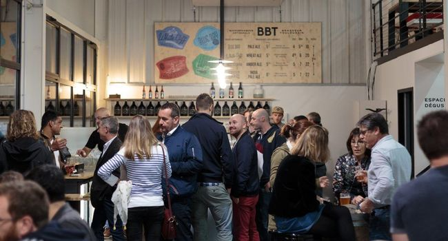 la bière à Toulouse véritable phénomène de société