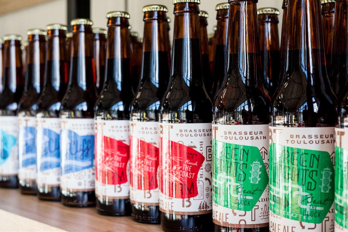 les bières bouteilles
